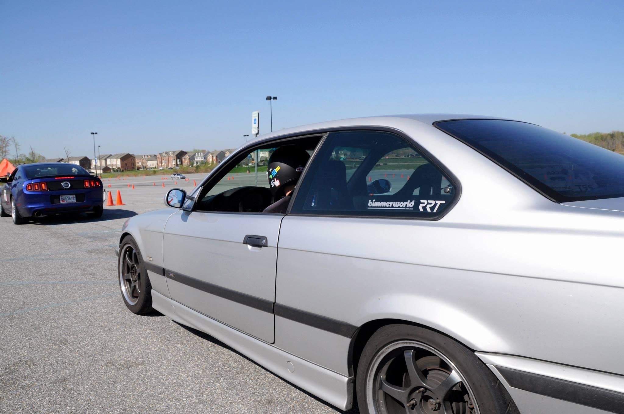 NCC Autocross Event 4
