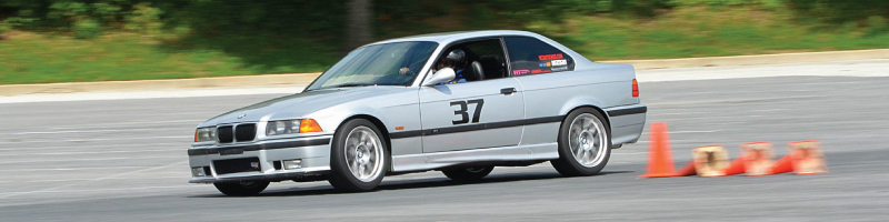 BMW NCC Autocrossing in NVA, DC, MD | NCC Autocross